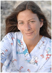 Christine O'Prey, Veterinary Assistant