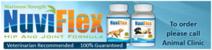 Nuviflex Hip and Joint Veterinary Recommended