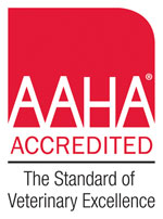 AAHA Accredited, The standard of excellence